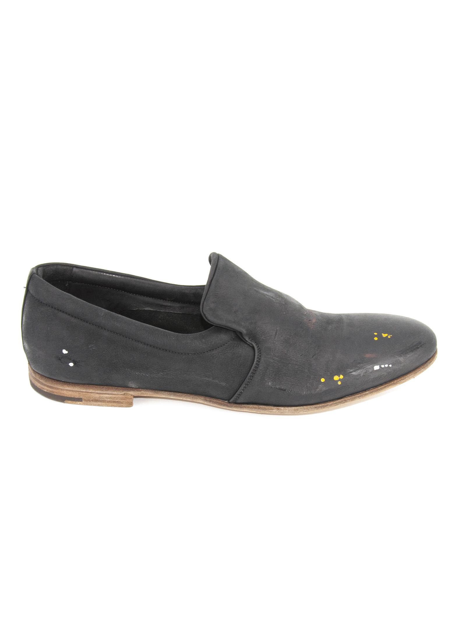 art slippers PREMIATA   20000010   30622NERO