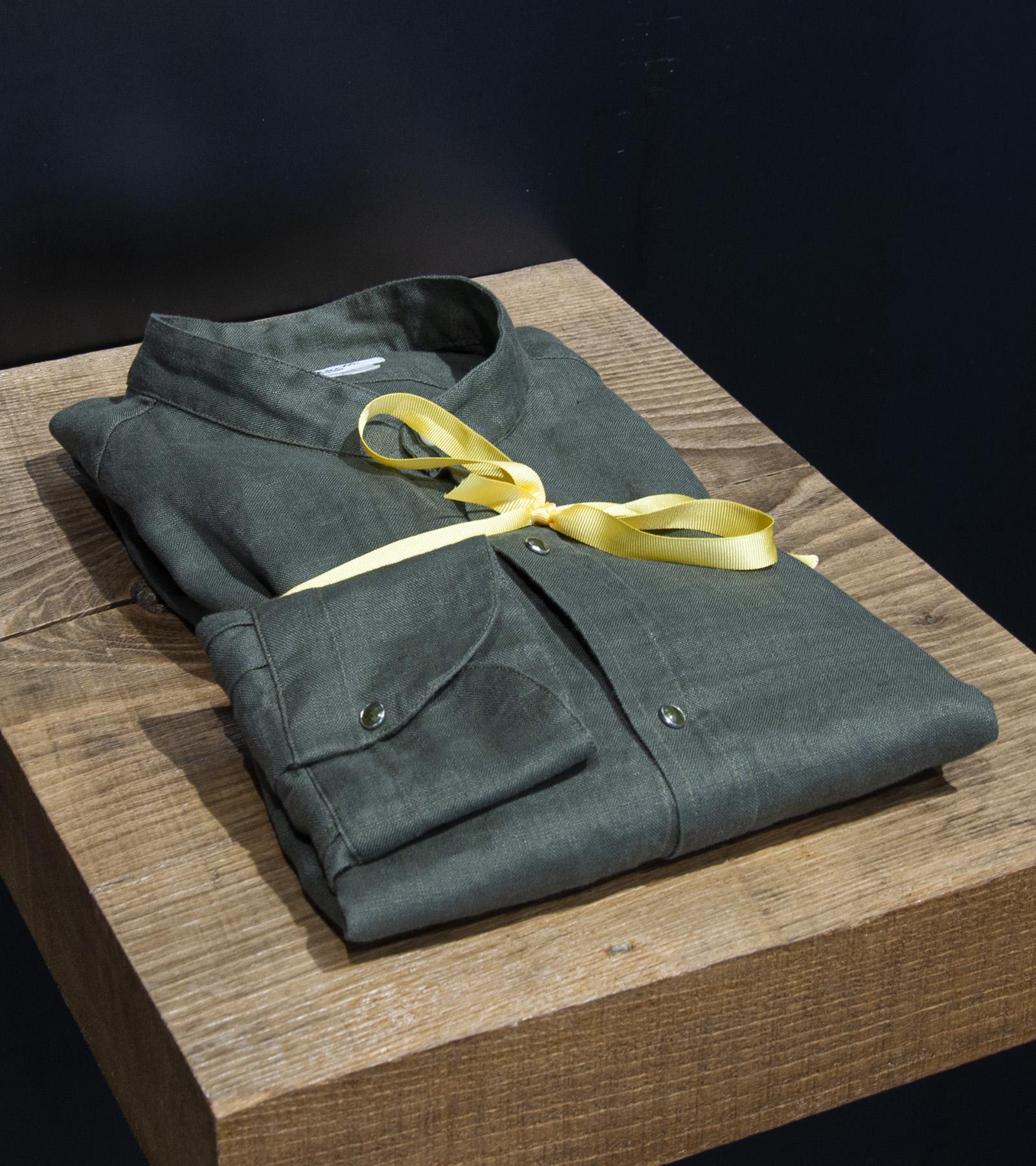 Camicia lino SANFORT | 6 | 01845 A6040L04