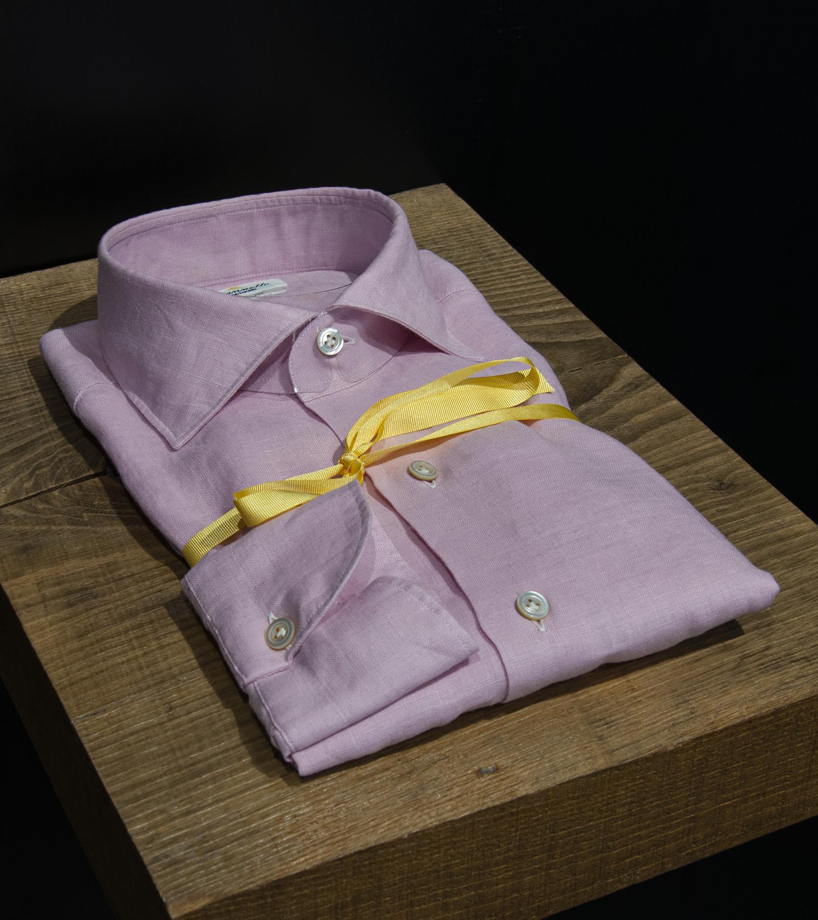Camicia lino SANFORT | 6 | 01846A6040L03