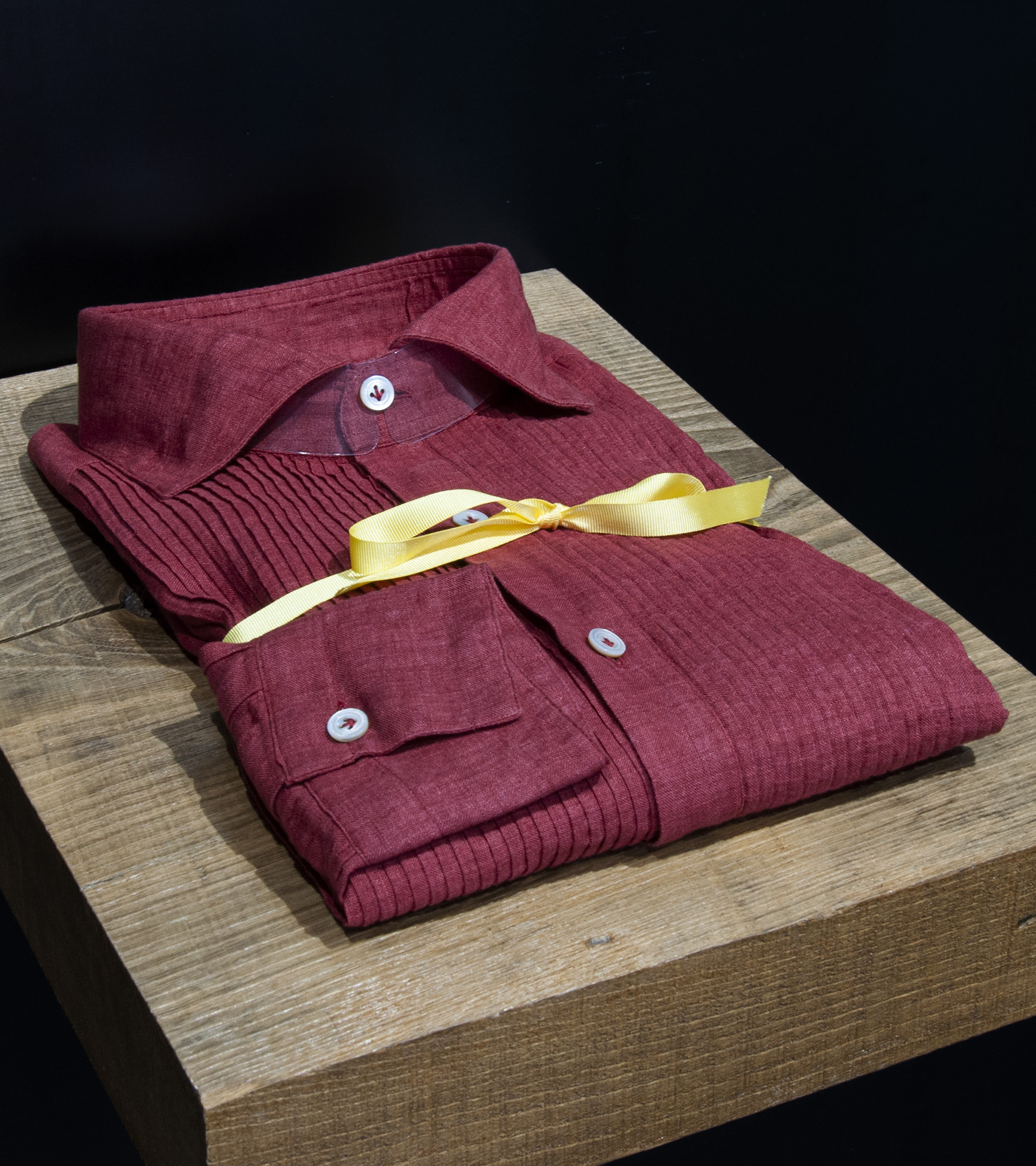 Camicia lino SANFORT | 6 | 01858 TUX.03