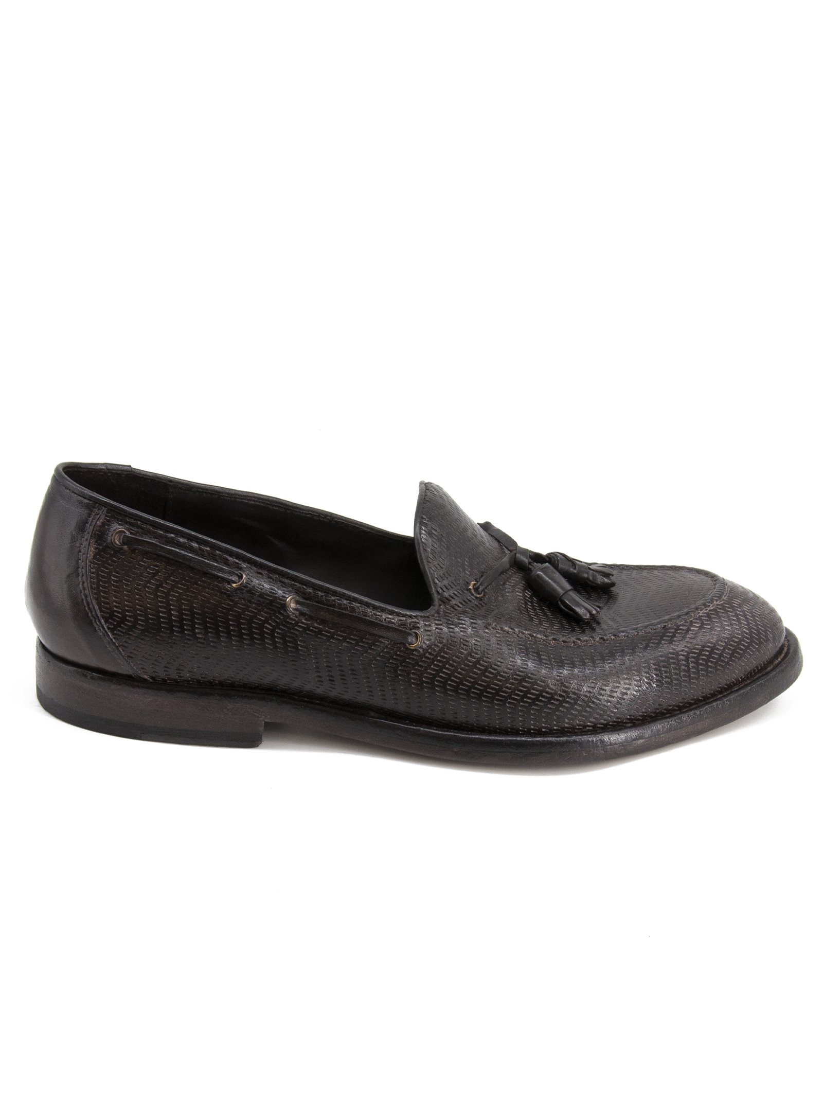 tassel laserato washed SHOTO | 921336138 | 9691moro
