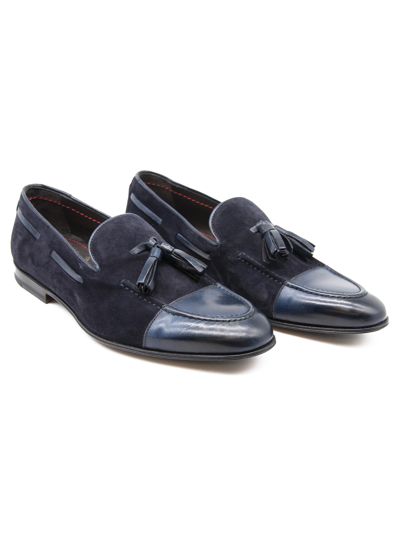slippers fascian MARINI | 921336138 | 8169RENNA BLU