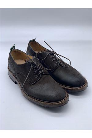 boots coda GREEN GEORGE | 10000009 | 0002DERBY LISCIO