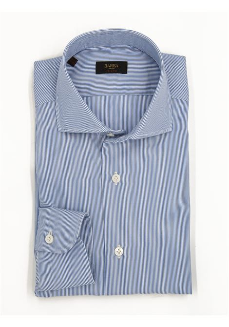 Camicia rigo sottile BARBA | 6 | K1U13 664107