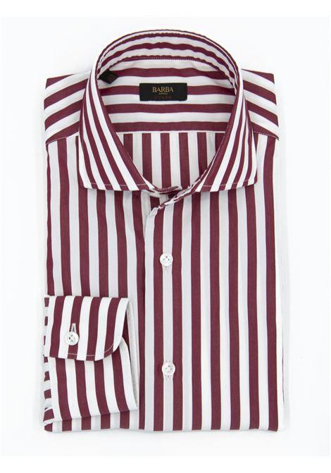 Camicia riga larga BARBA | 6 | K1U13 692702