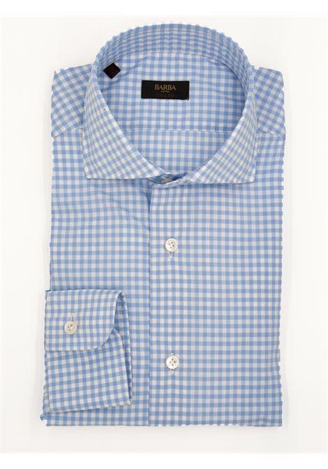 Camicia quadretto BARBA | 6 | K1U13 PZ408A