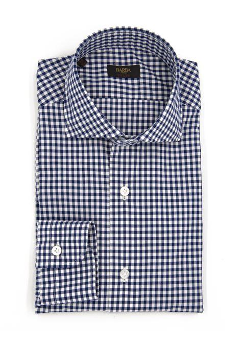 Camicia Quadretto BARBA CULTO | 6 | K1U13 PZ56291