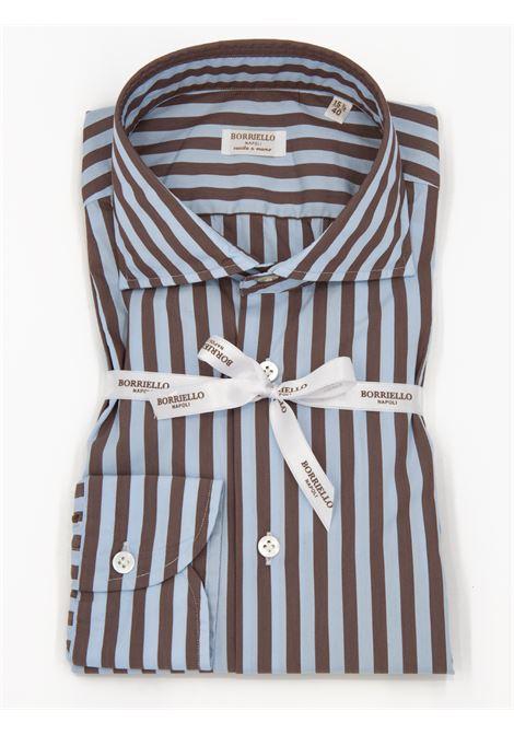 Camicia riga BORRIELLO | 6 | 110173
