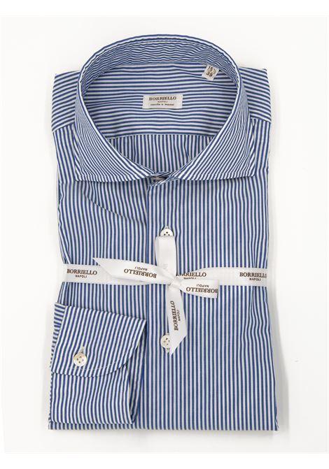 Camicia riga BORRIELLO | 6 | 90094