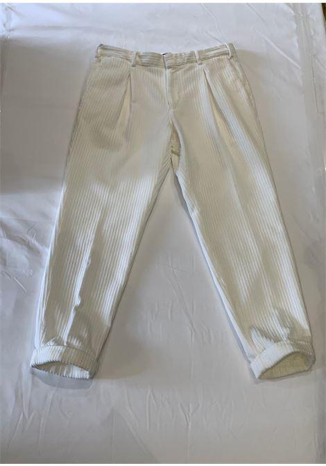 Pantaloine velluto GERMANO | 9 | 5CGG  9924090