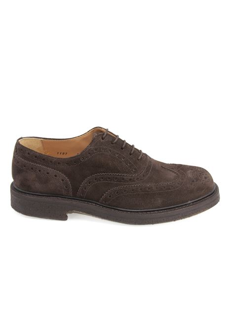 brogues Green George | 20000005 | 1197CAMOSCIO MORO