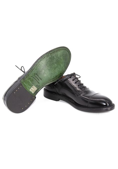 oxford lavato Green George | 20000005 | 2031NERO