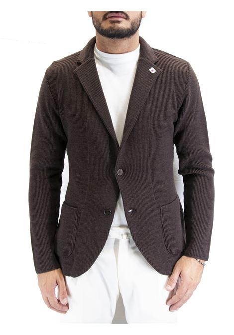 Giacca maglia LARDINI | 3 | JM70 55002450