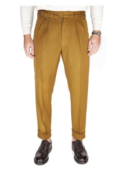 Pantalone lana lavata LARDINI | 9 | LUXOR5LW 55076400L