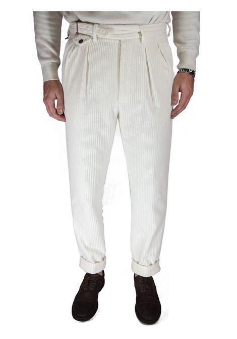 Pantalone velluto LARDINI | 9 | LUXOR5W 55075150