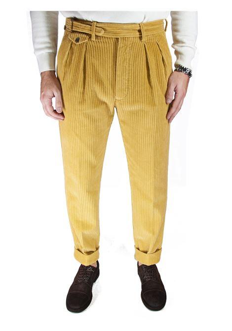 Pantalone velluto LARDINI | 9 | LUXOR5W 55075400