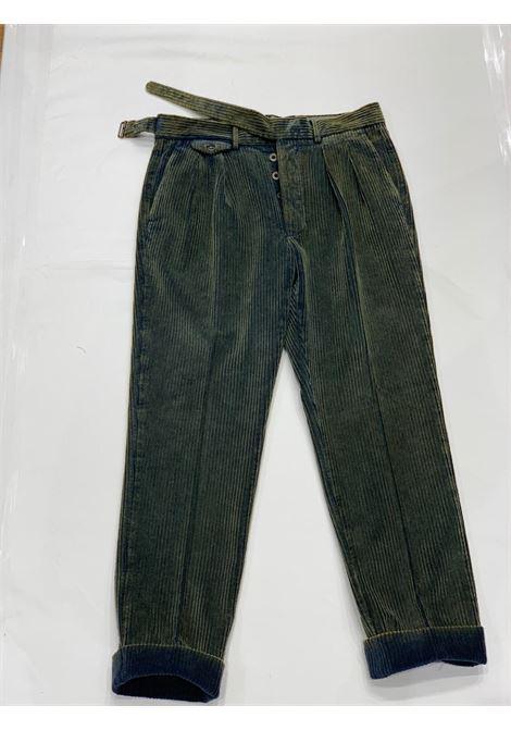 Pantalone velluto LARDINI | 9 | LUXOR5W 55078530
