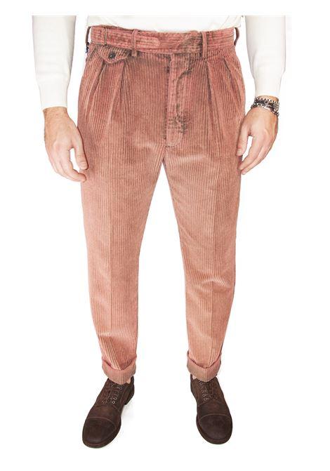 Pantalone velluto LARDINI | 9 | LUXOR5W 55078650