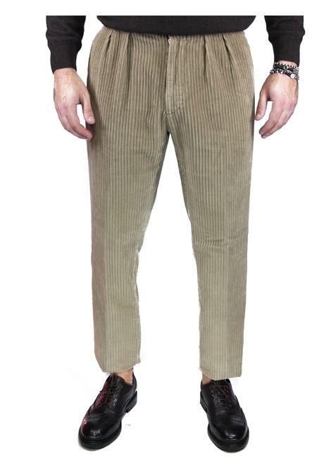 Pantalone velluto LARDINI | 9 | SEUL5 55075300