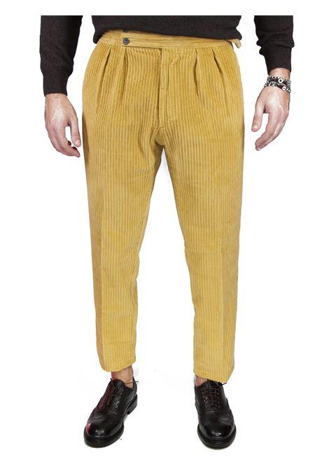Pantalone velluto LARDINI | 9 | SEUL5 55075400