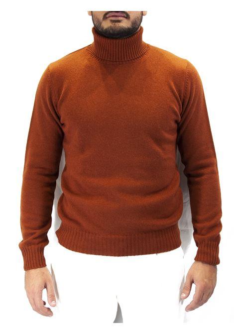 Dolcevita lana seta e cashmere PANICALE | 10000003 | U27429CL475