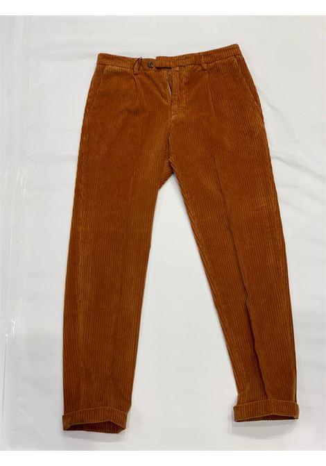 Pantalone velluto BRIGLIA | 10000010 | BG21 49721738