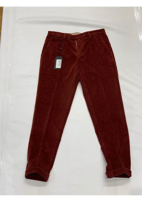 Pantalone velluto BRIGLIA | 9 | BG21 49721748