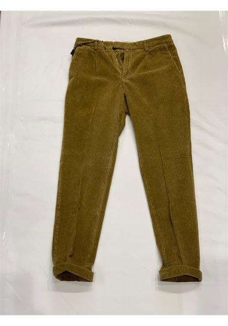 Pantalone velluto BRIGLIA | 10000010 | BG21 49721764