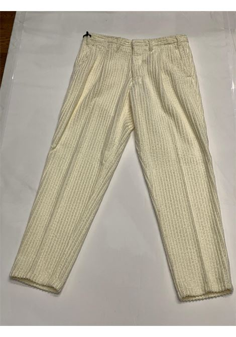 Pantalone Velluto The gigi | 10000010 | SANTIAGO/T L707002
