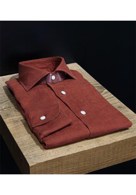 Camicia lino BARBA CULTO | 6 | K1U13 636102