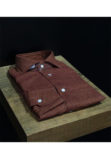 Camicia lino BARBA DANDY | 6 | LIU13 36631904