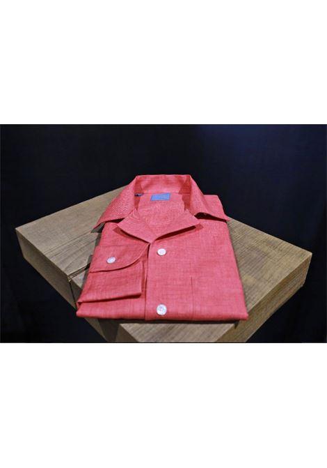 Camicia lino BARBA DANDY | 6 | PB6641403