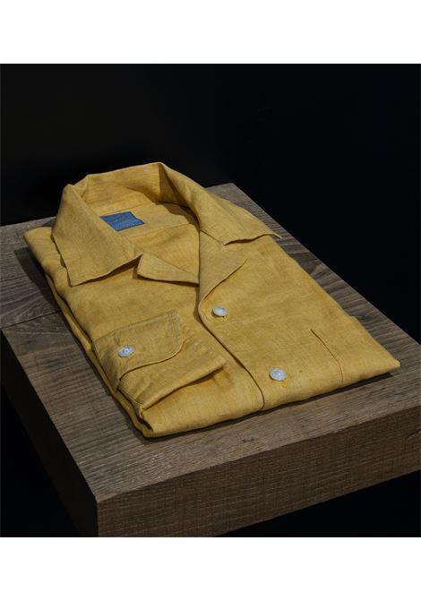 Camicia lino BARBA DANDY | 6 | PB6641404