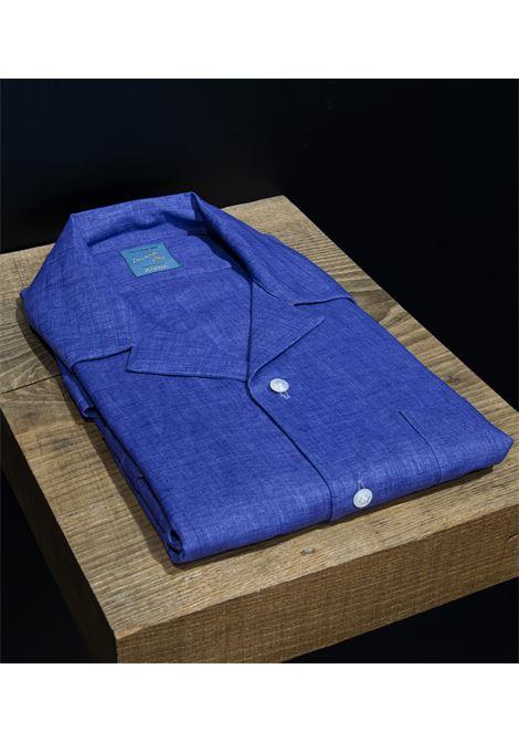 Camicia lino BARBA DANDY | 6 | PB6641406