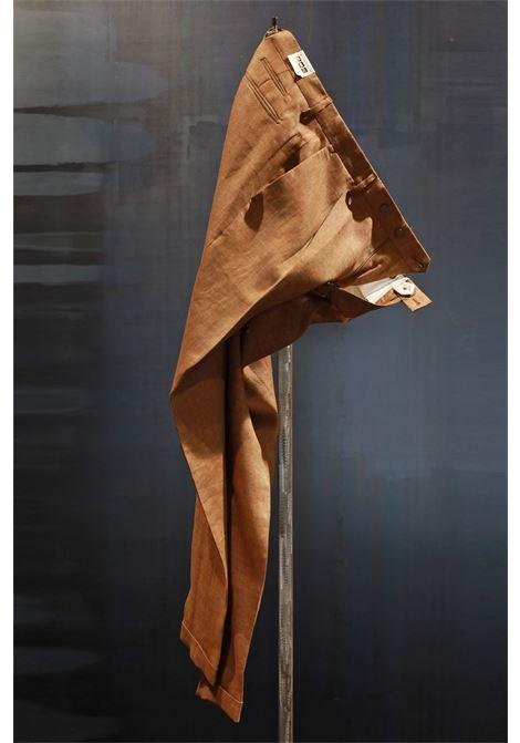 Pantalone lino BRIGLIA | 9 | BG07S 32011838