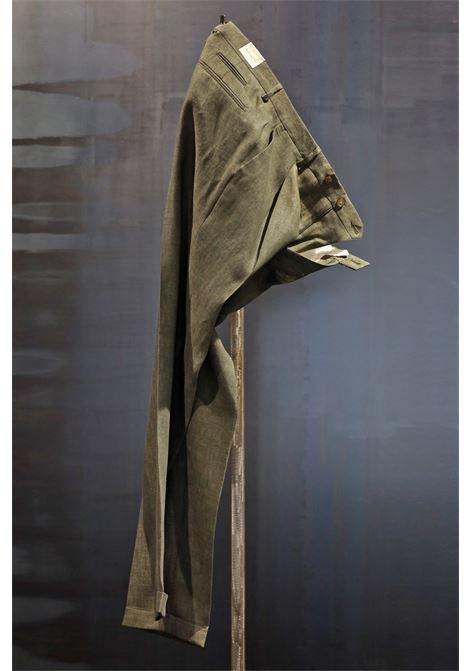 Pantalone lino BRIGLIA | 9 | BG07S 32011872