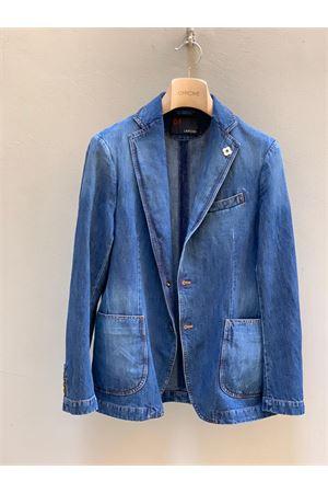 Giacca camicia Lardini | 3 | JUSTIN-M 54256800M