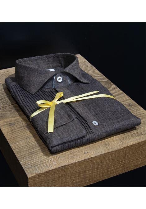 Camicia lino SANFORT | 6 | 01857 TUX.02