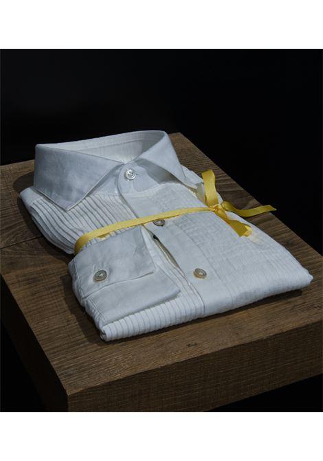 Camicia lino SANFORT | 6 | AC854 TUX.01