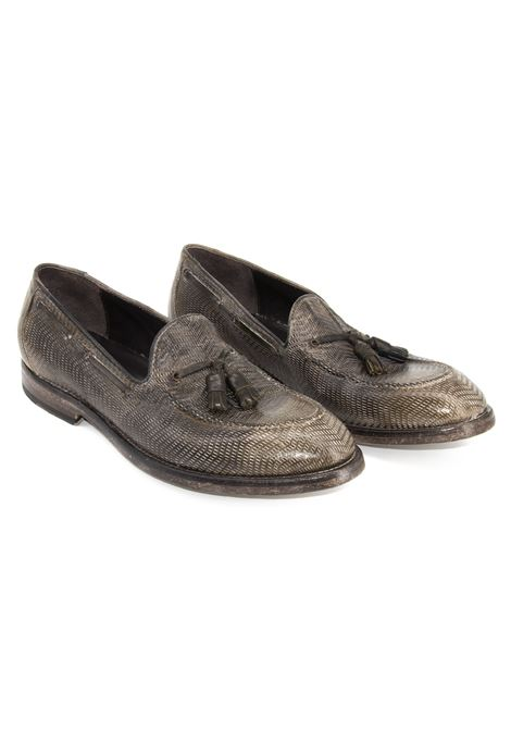 tassel laserato washed SHOTO | 921336138 | 9691MILITARY