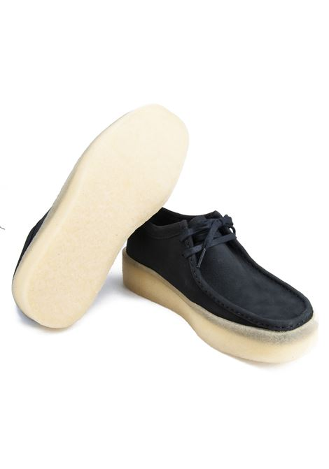 CLARKS | 20000003 | WALLABEE CUPBLKNU