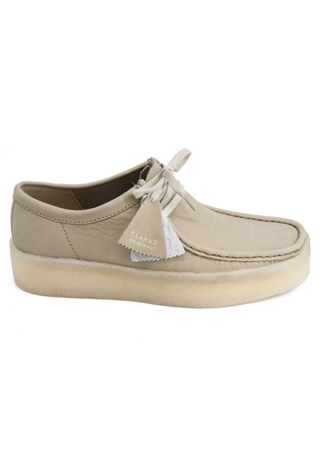 CLARKS | 20000003 | WALLABEE CUPMAPLE