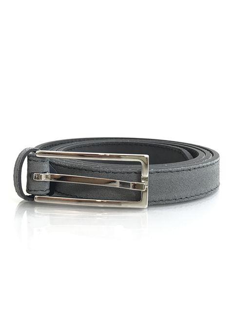 Cintura Nardelli   455-20 CAMOSCIOGrigio
