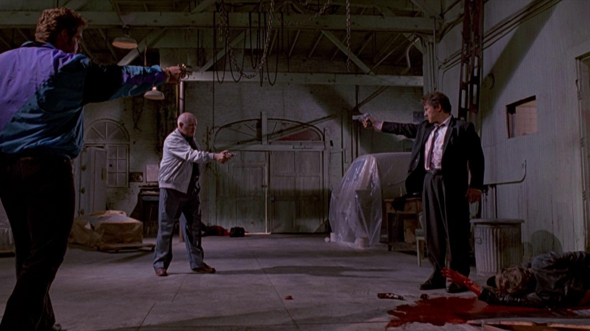 Friendship, as seen in *Reservoir Dogs*