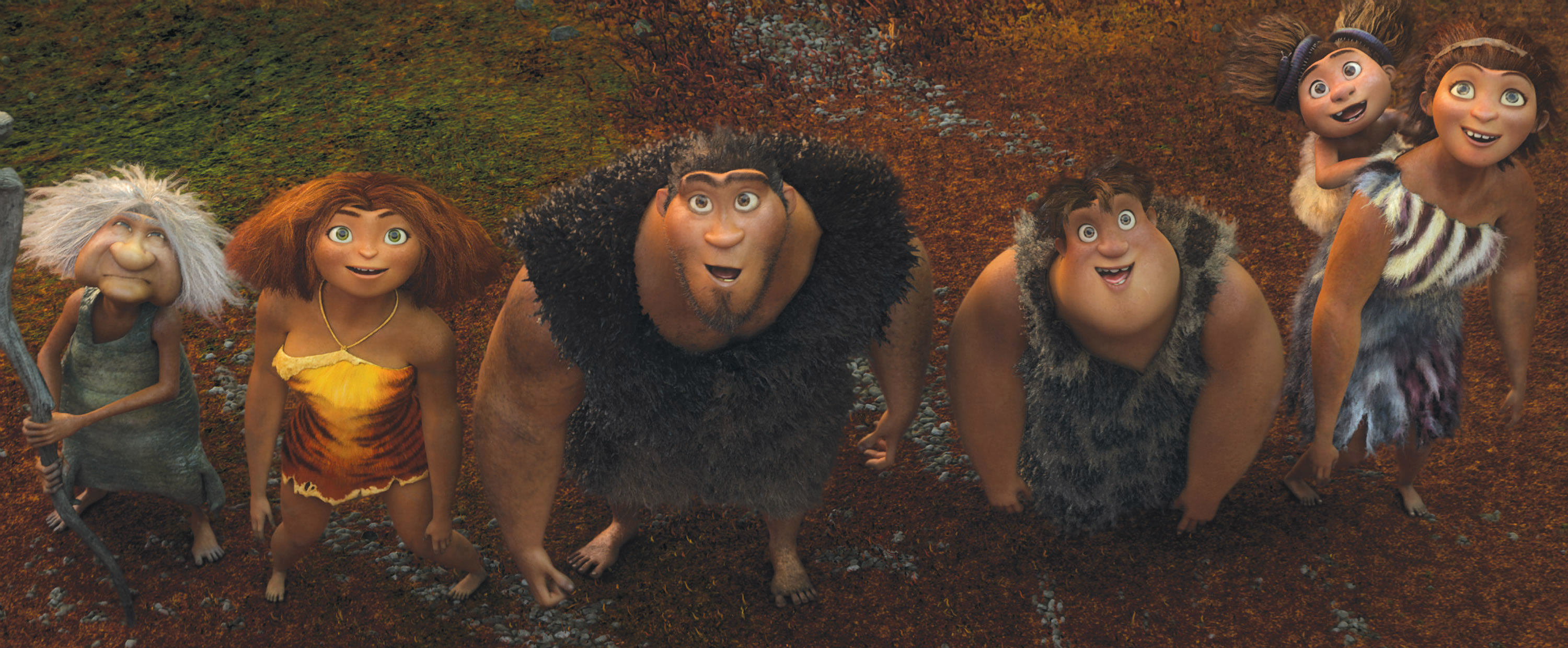 67bd65bd52d9 The Croods - Analysis - Narrative First