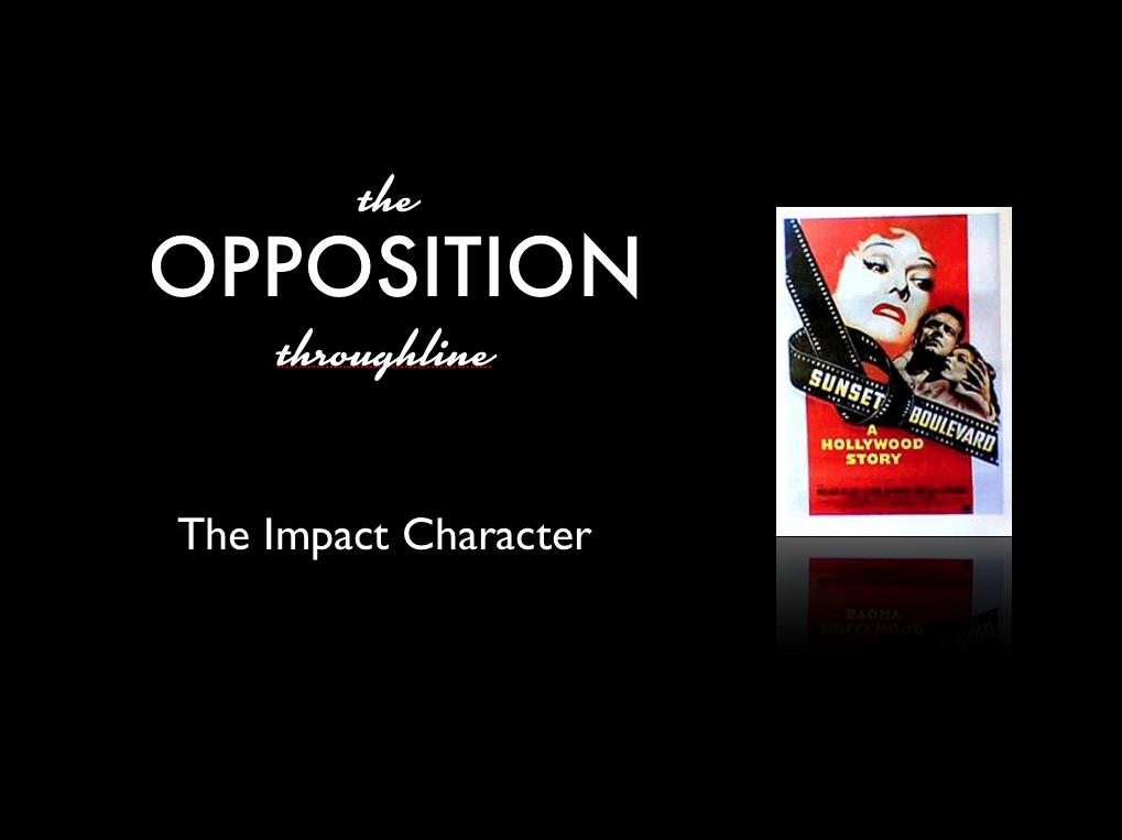 The Opposition Throughline