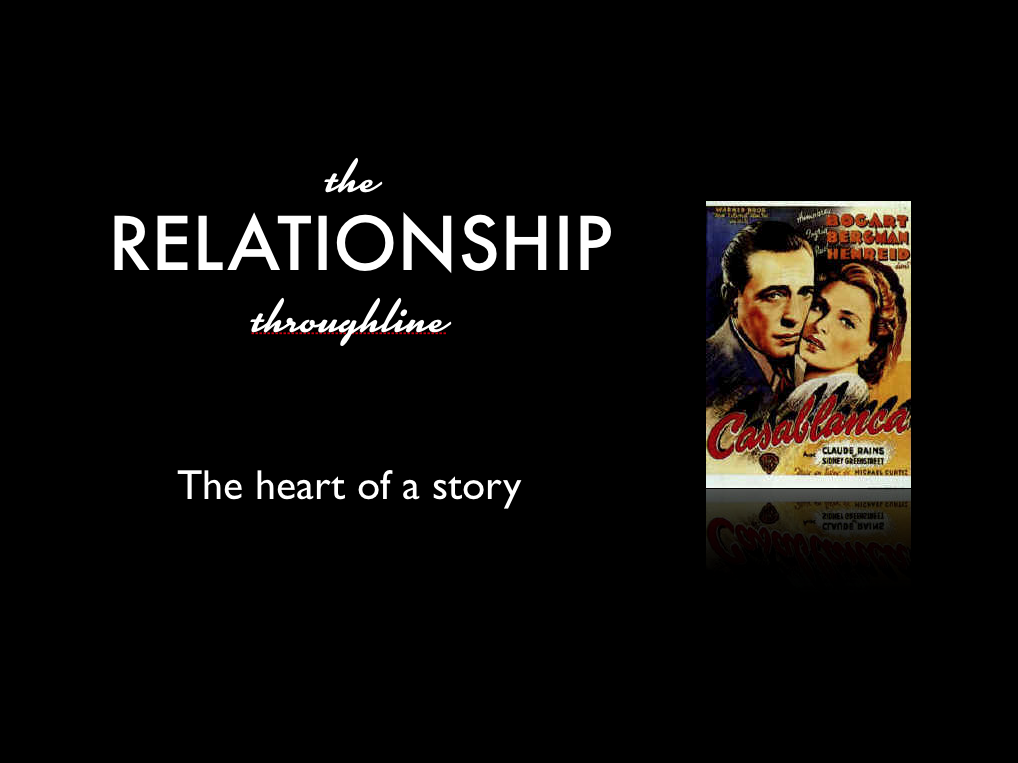 The Relationship Throughline