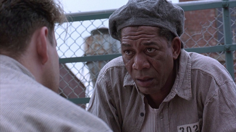 *The Shawshank Redemption*--an argument for hope