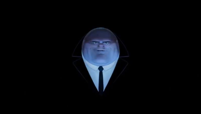 Kingpin in *Spider-Man: Into the Spider-Verse