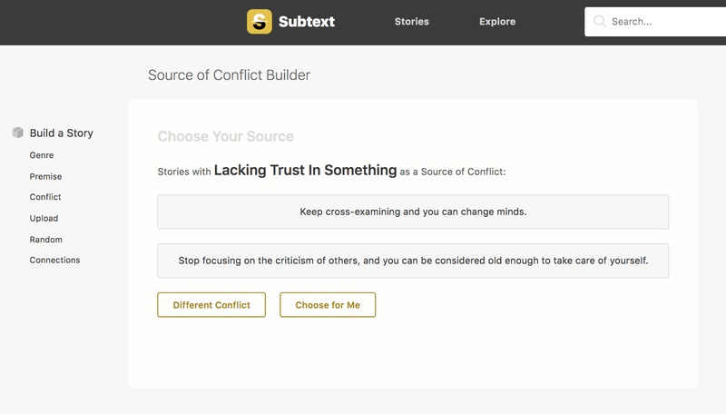 Doubt as a Source of Conflict
